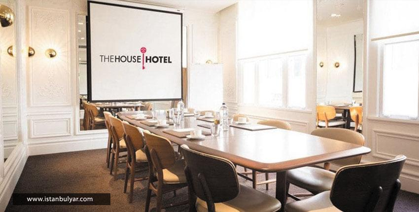 هتل The House Hotel Bosphorus استانبول